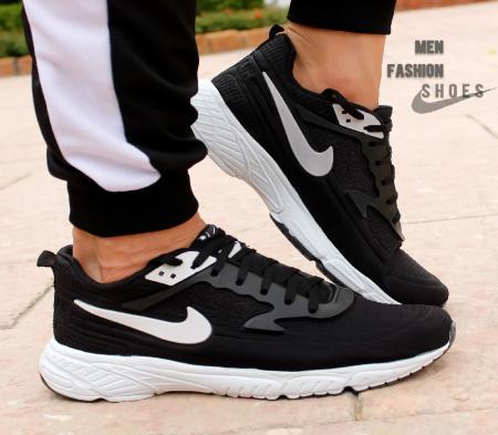 کفش مردانه Nike مدل Walid (مشکی سفید)