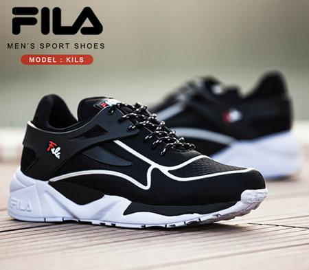کفش مردانه Fila مدل Kils ( سفید)